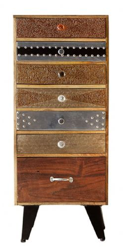 Soriano Tall 7 Drawer Chest